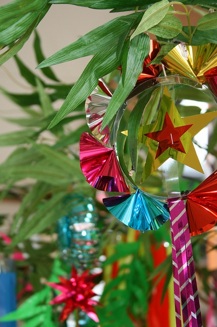 tanabata decorations instructions