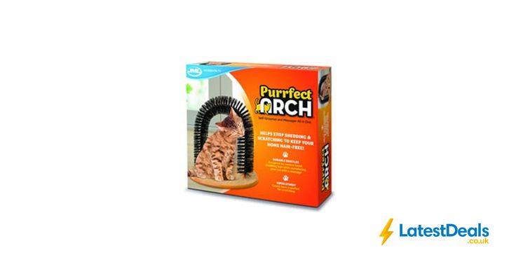 JML Purrfect Arch Cat Groomer and Massaging Toy Free C&C, £7.50 at Wilko
