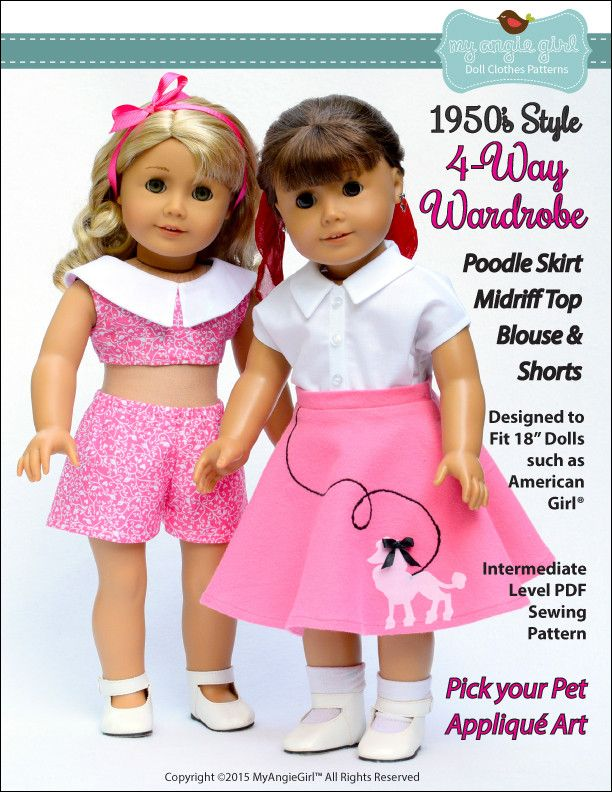 American Girl Sewing Patterns Gallery - origami instructions easy ...