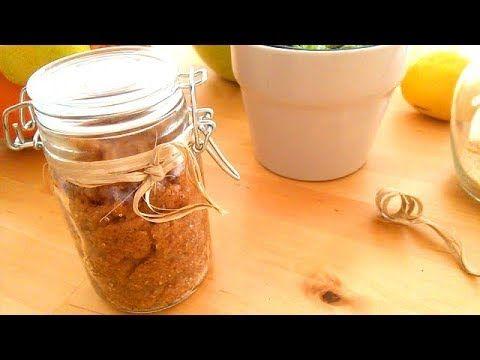 Jak vyrobit domácí Bio Peeling - Scrub Maska se Skořicí a vitamínem C - ...
