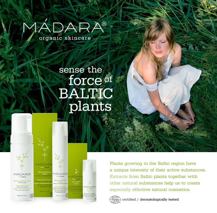 MADARA Australia | Certified organic skin care | Certified organic cosmetics | Online at I Am Natural Store (Australia)