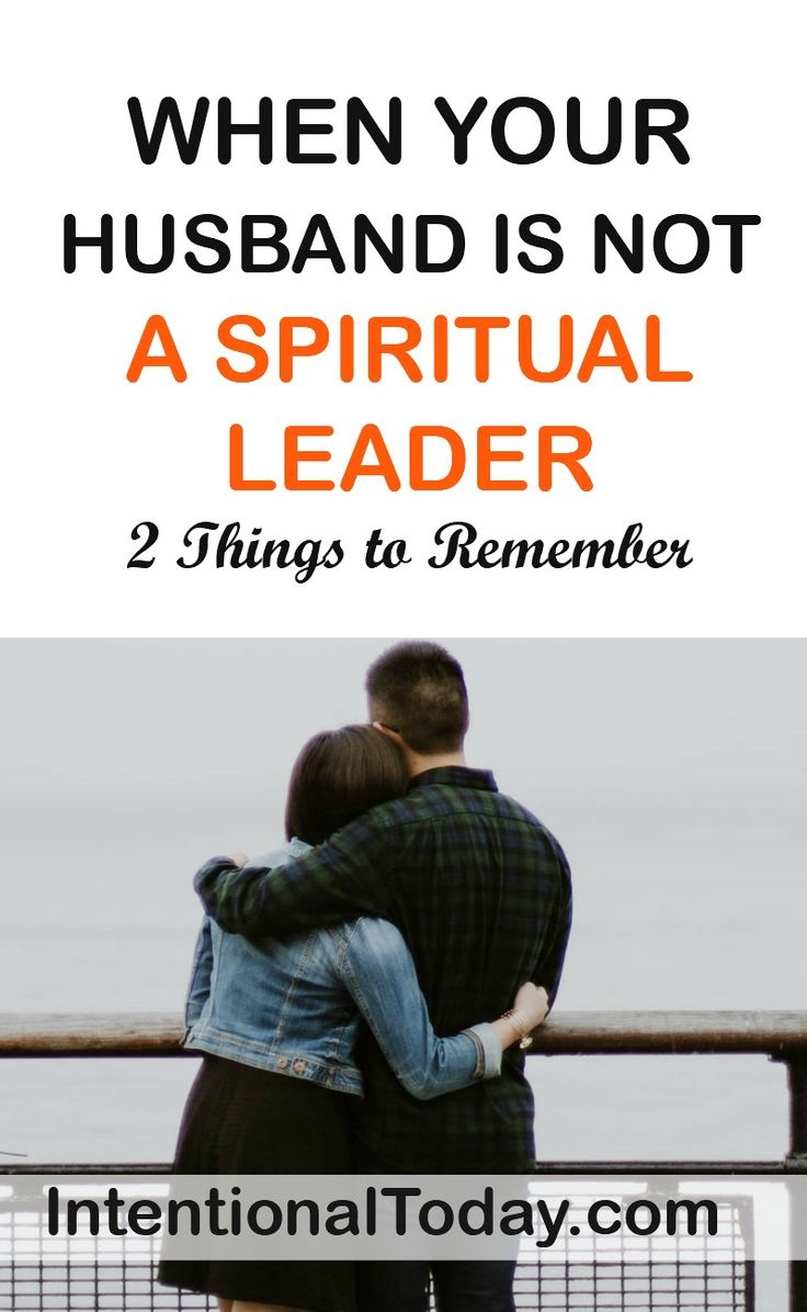 how to be the spiritual leader in a relationship