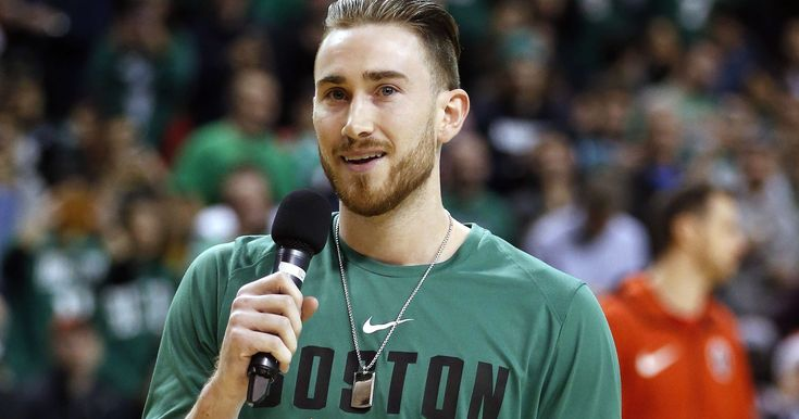 awesome Gordon Hayward seen putting up shots from 3