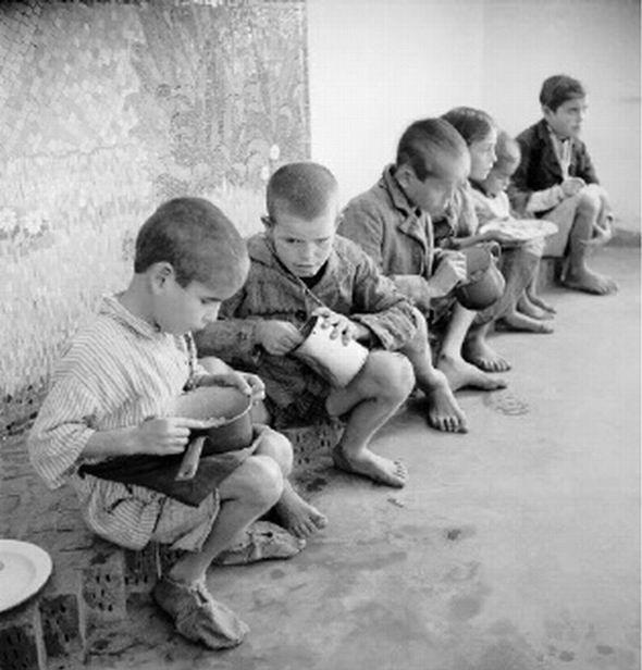 Συσσίτιο. Αθήνα, 1942-1943