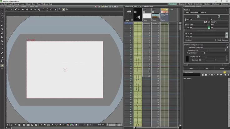 Opentoonz Tutorial 3 The XSheet on Vimeo
