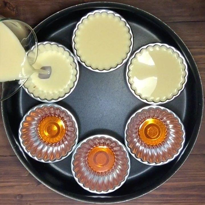طريقة كريم الكراميل لذيذه وسهله Food Breakfast Muffin