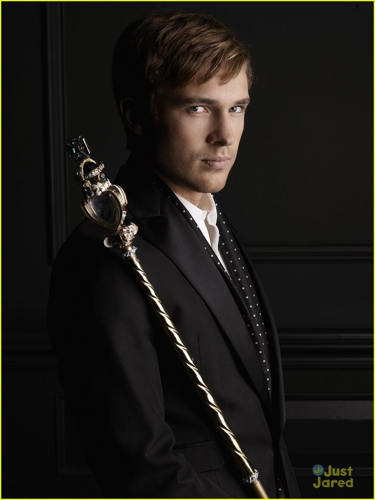 "William Moseley - new show on E! network ""The Royals"""