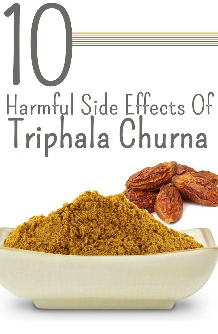 Arjuna Churna Side Effects