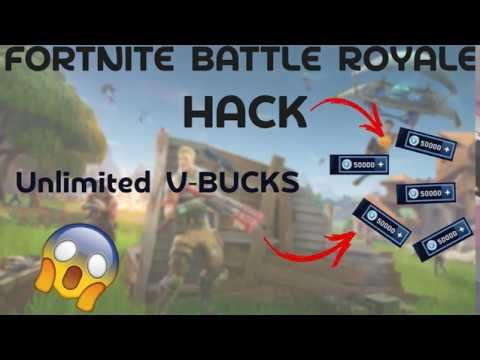 Fortnite Hack � How to Hack Fortnite to get Free V-bucks � Fortnite BattleRoyale Hack Tutorial Video