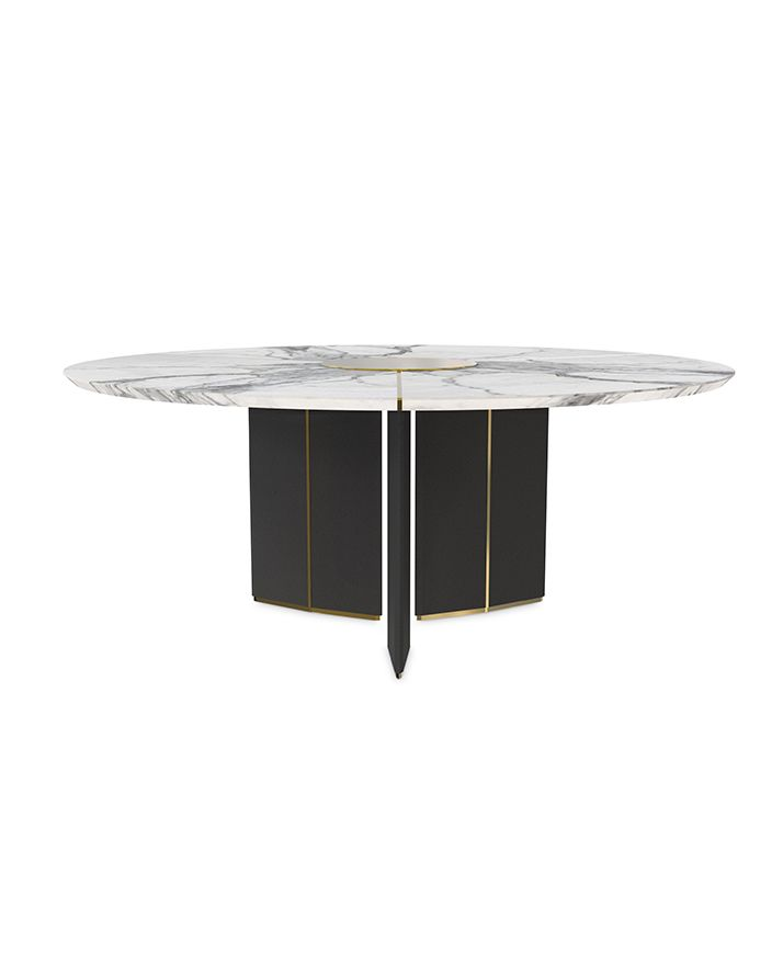 Algerone Dining Table Luxury Modern Furniture Furniture Dining