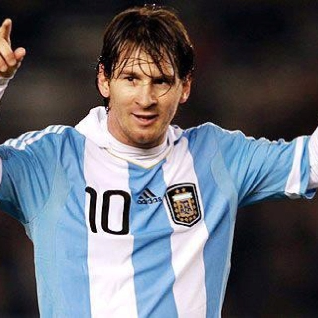 Messi <3 best soccer player in the world.