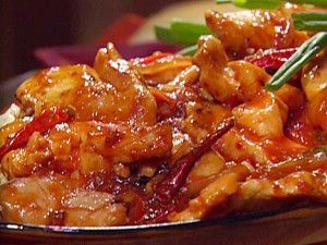 Chinese Recipes Chicken and Peppers