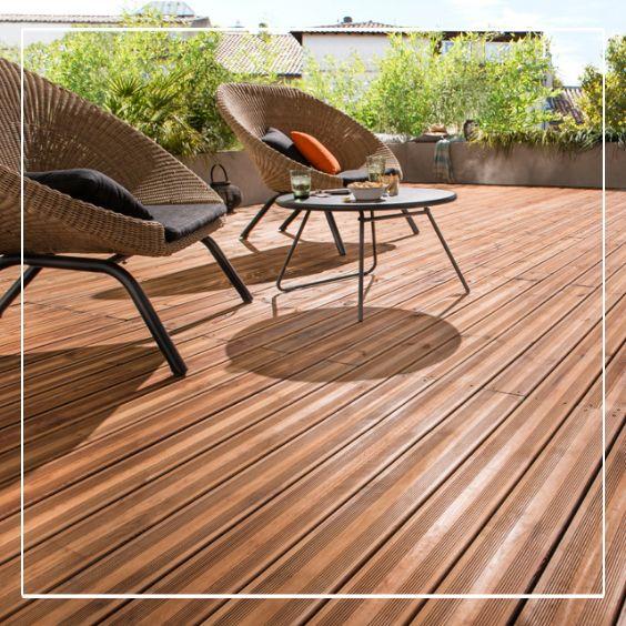 lame de terrasse pin x cm terrain outdoor decor outdoor furniture sets et. Black Bedroom Furniture Sets. Home Design Ideas