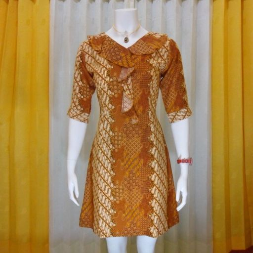 model dress batik big size - Google Search