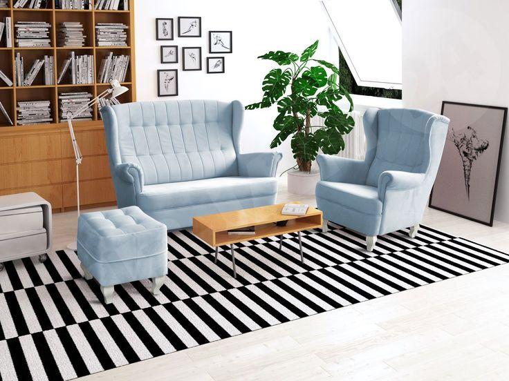 Island Paradise is a fashionable colour of 2017 which the most appealed to me. In the living room he is looking very enjoyably. Island Paradise to modny kolor 2017 roku, który najbardziej mi się spodobał. W salonie prezentuje się bardzo atrakcyjnie.  #islandparadise #couch #sofa #armchair #livingroom #colour2017 #mirjan24 #furniture