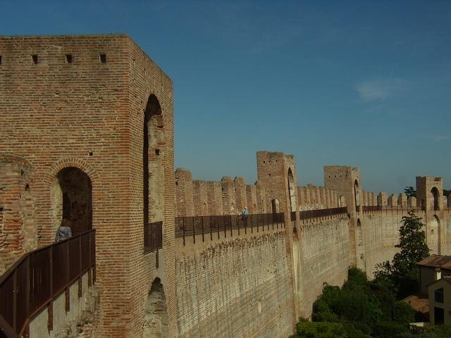 #Cittadella le #mura