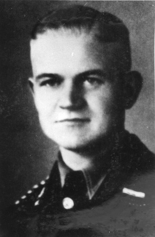 Herbert Floss (25 August 1912 — 22 October 1943) was a SS-Scharführer[1] and briefly served as acting commander of the Sobibor extermination camp.