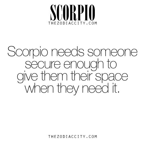 zodiaccity:  Zodiac Scorpio Facts. For tons more information on the zodiac signs, click here.