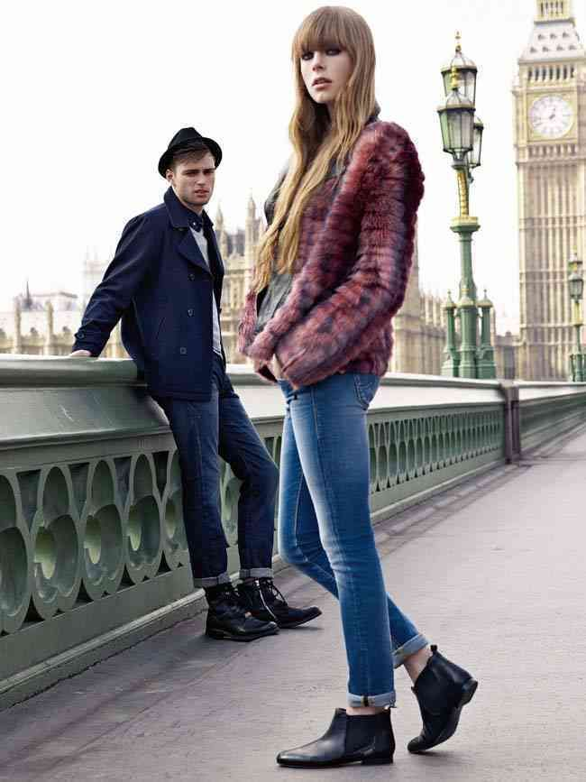 Ανδρικά και γυναικεία denim παντελόνια Pepe Jeans έως -50% http://goo.gl/fszBvN #pepejeans #denim #Greece