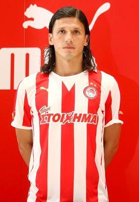 Pantelić Marko. Beograd. Serbia. (1978). Επιθετικός. Από το 2010-2013. (38 συμμετοχές 20 goals).