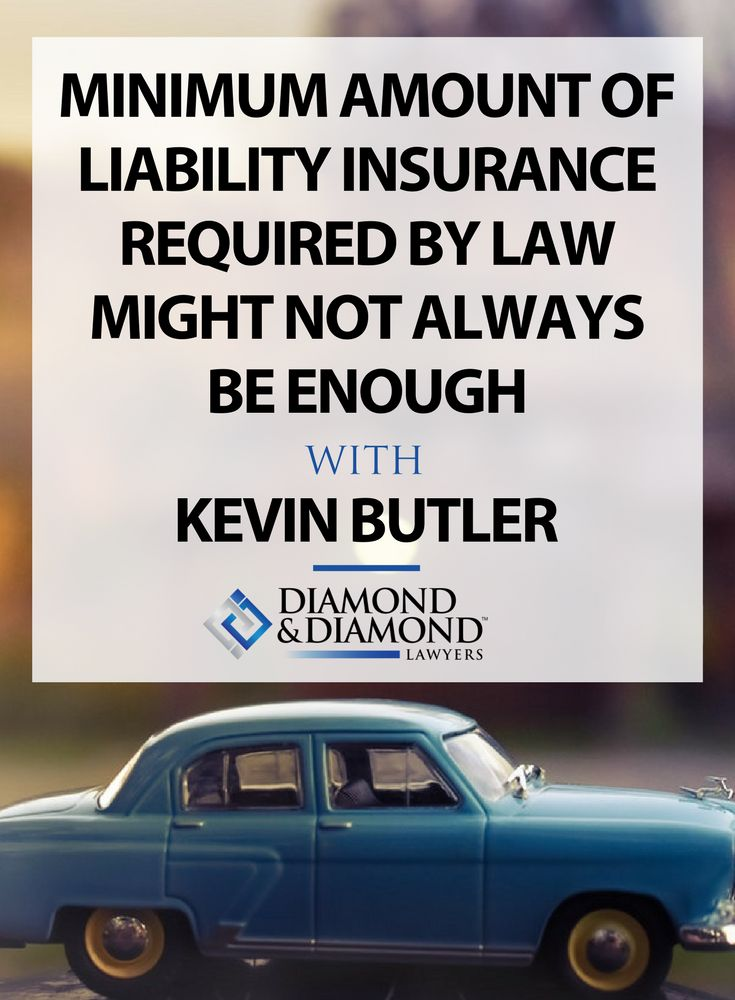 Do you have enough Liability Insurance to protect yourself in case of an accident? Kevin Butler discusses how you can ensure you are protected if you're in an accident.