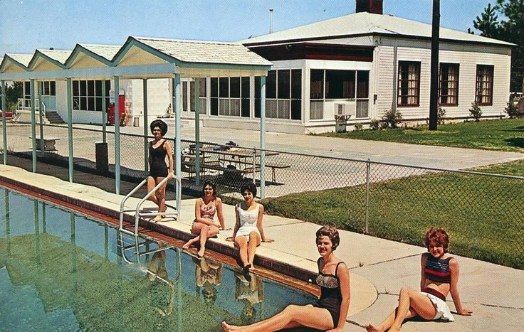 suburbman:  Bored Housewives, 1964