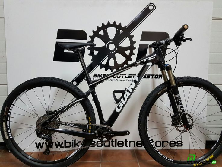 Giant xtc composite carbon xt 11v