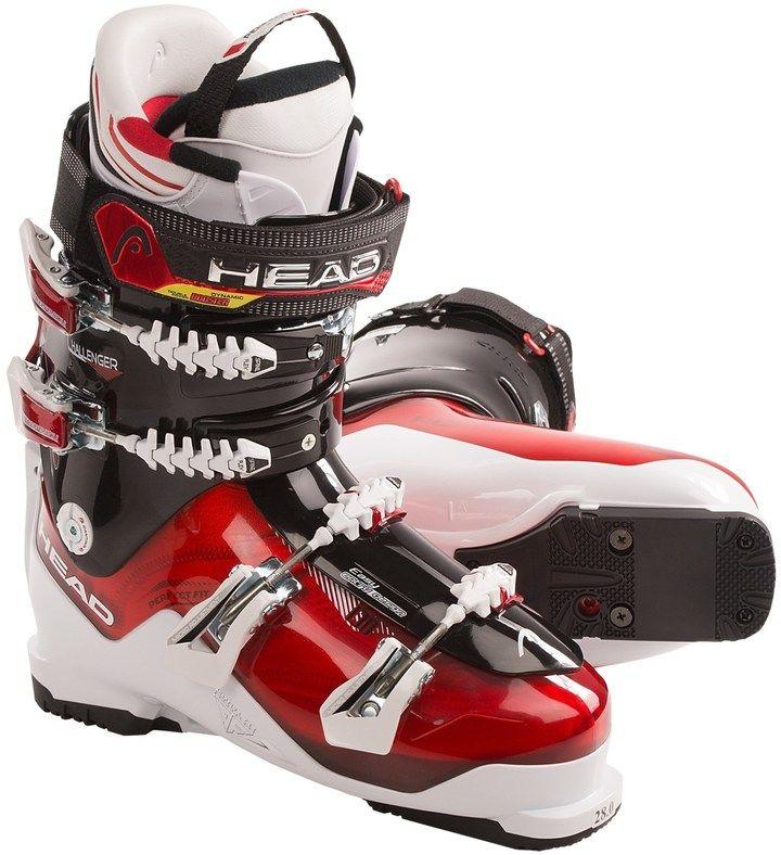 Head Challenger 130 Ski Boots (For Men)