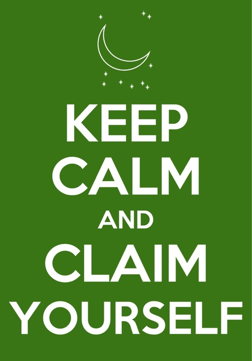 More like 'keep calm until the Beautiful Creatures movie'! Claim Yourself beautiful creatures | Tumblr #beautifulcreatures #kamigarcia