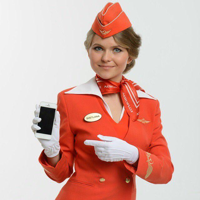 Aeroflot Stewardess Мы выпустили  приложение для iPad и обновили версию для iPhone.