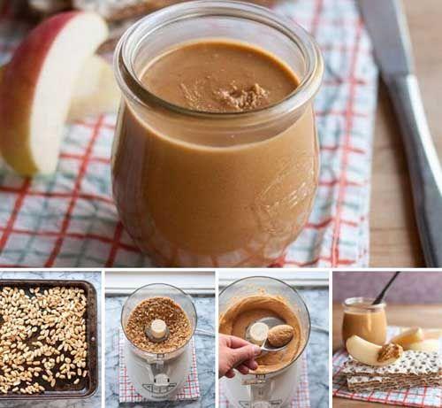 Recept na domáce arašidové maslo 450 g surových lúpaných arašidov, pol lyžičky soli, 1-2 PL arašidového alebo iného oleja, 1-2 PL medu. Ďalšie možné prísady  1-2 PL kakaa, 1-2 PL škorice, pokrájané kúsky čokolády, niekoľko lyžíc nutelly. Arašidy na plech180 °C pražíme 10 min, do mixéra, najemno posekáme, robot necháme bežať 1 min bez prestávky, odstránime zo stien misky, čo sa prilepilo.a opäť pustíme robot na 1 min. Vznikne hladké a husté arašidové maslo, pridáme soľ, olej, sladidlo a…