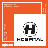 Hospital Records w / Mullett & Makoto - 23rd August 2017 by Rinse FM on SoundCloud #drumnbass #liquid #techstep #jungle #rolling