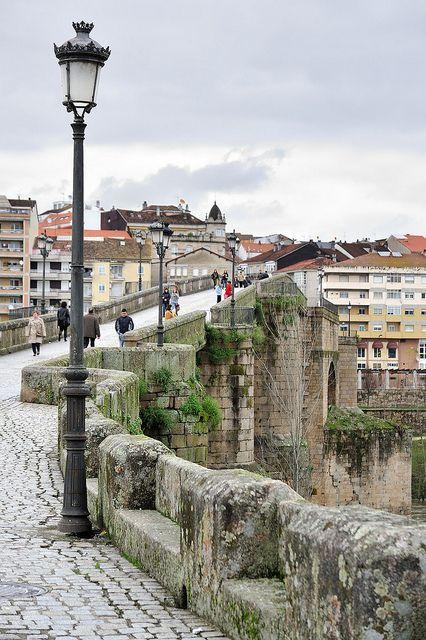 Puente romano de Ourense   Flickr: Intercambio de fotos