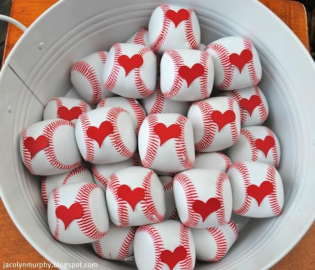 worthyoftheprize.com: Baseball Valentines