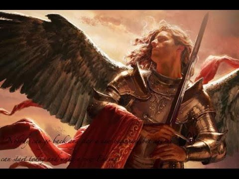 Prières à Saint Michel Archange contre l'Ennemie - YouTube