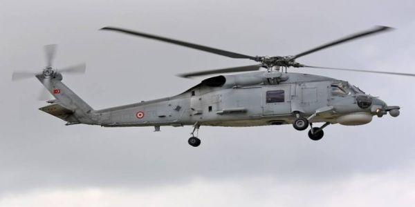 Τουρκικό ελικόπτερο πετούσε μισή ώρα γύρω από τη Λέσβο