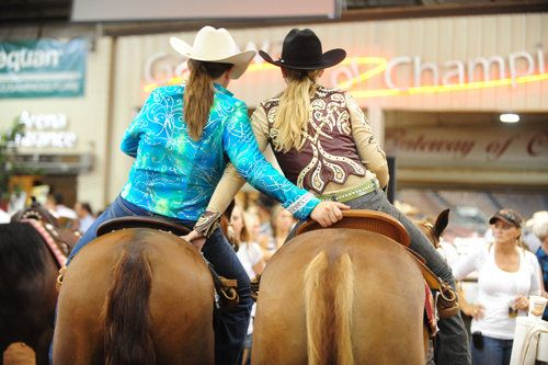 Horse Show friends are some of the strongest friends!
