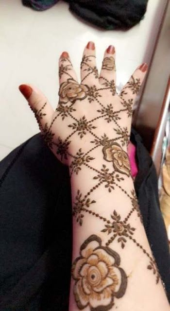 Pin On Mehendi