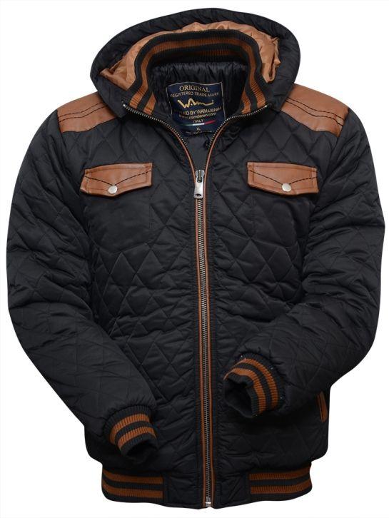 New Winter collection 2013-1014, trendy winterjassen voor heren van topmerken van onder andere Wam Denim en Ramez Style.