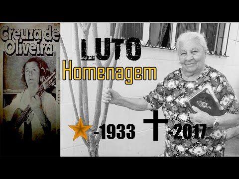 AMO VOCÊ EM CRISTO: DESAPARECEU UM POVO - MORRE A CANTORA EVANGÉLICA C...