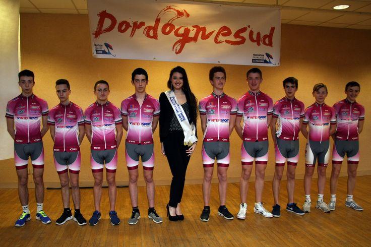 Team Dordognesud Assemblée vendredi 3 février du Team Dordognesud à la salle des fêtes de Villamblard où... ICI Présentation du Team Dordognesud - Sud Gironde - CYCLISME