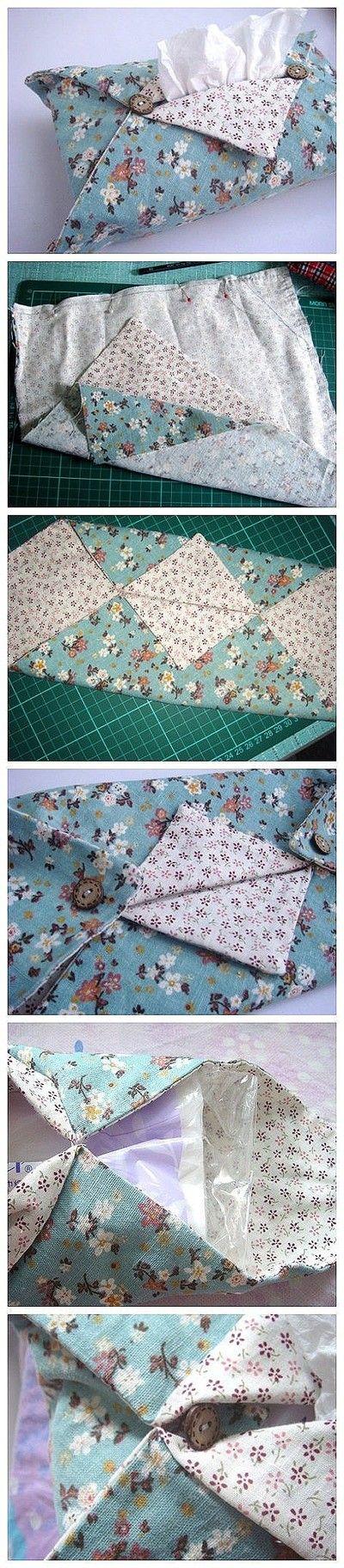 Tissues pouch, box cover, coin purse+++