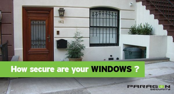 Window Security Bars To Improve Home Or Business Security