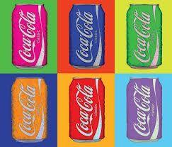 pop art coca cola - Google Search