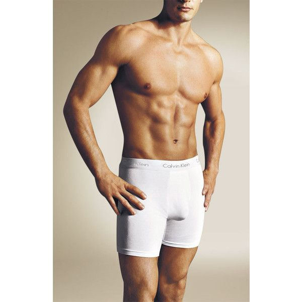 Calvin Klein 'U5555' Micromodal Boxer Briefs ($28) ❤ liked on Polyvore featuring men's fashion, men's clothing, men's underwear, boxers, men, underwear/lingerie, mens boxer briefs, mens boxers, mens underwear boxers and mens underwear boxer briefs