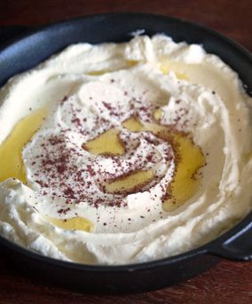 A great middle Eastern dip that accompanies fish, as easily as it accompanies chocolate. A simple yoghurt recipe that will leave your taste buds tingling. Labna 1kg Natural Yoghurt 10g Salt 50ml Ol...
