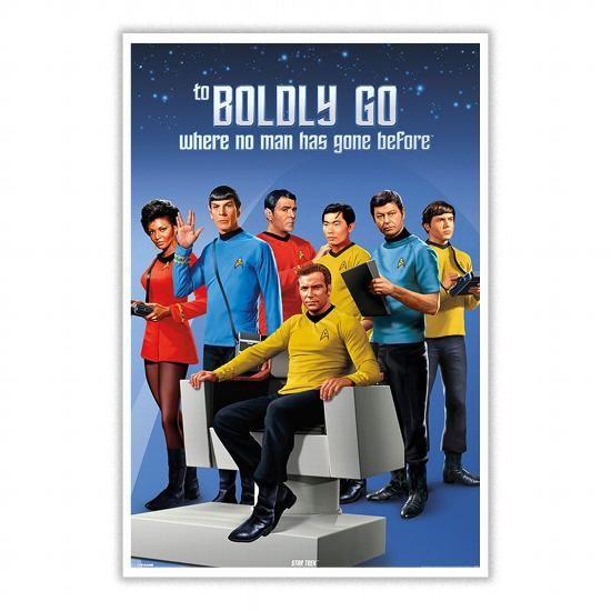 Awesome Tee Star Trek T-Shirts