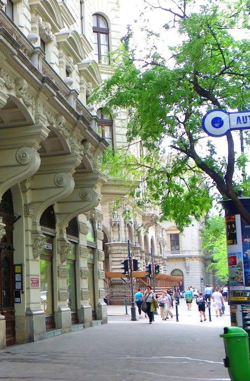 Budapest..Andrassy ave