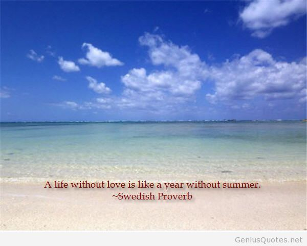 Summer Quote 2014
