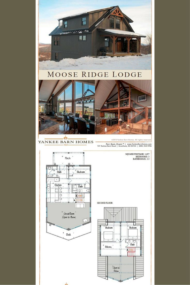 Post and beam carriage house plans - 289 Best Lake House Plans Images On Pinterest Architecture Homes And Cabin Floor Plans